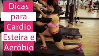 getlinkyoutube.com-Dicas para Cardio, Esteira e Aeróbio - 4FitClub Girls