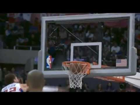 [ABJ] Blake Griffin Dunks Over On Kendrick Pekins