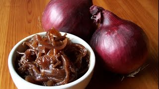 getlinkyoutube.com-Onion Pickle Recipe - Aaha Emi Ruchi