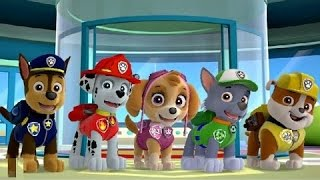 getlinkyoutube.com-PAW Patrol Academy - Nick Junior Games For Kids