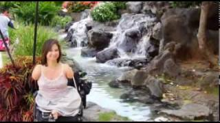 getlinkyoutube.com-See How Pauline Victoria Lives With No Arms and No Legs