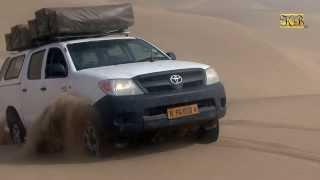 getlinkyoutube.com-Namibia 2010 , Namib Desert Luderitz to Walvis Bay, part 7 of 8 KB4x4.pl