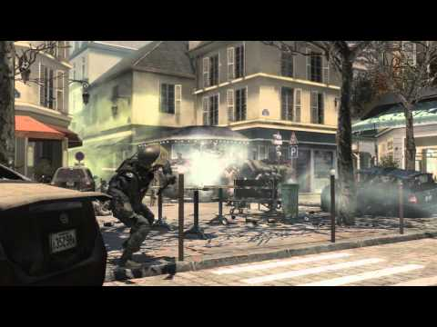 Call of Duty: Modern Warfare 3 Reveal Trailer