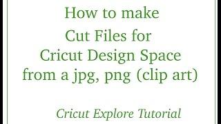 getlinkyoutube.com-Cricut Explore - Using JPG, PNG Clip Art in Design Space
