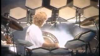 Bill Bruford Drum Solo.