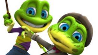 getlinkyoutube.com-Clip vidéo officiel des Crazy Frogs - Ding Dong Song - Version longue et HD!