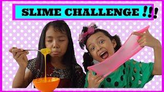 getlinkyoutube.com-SLIME CHALLENGE !!! with Keira Charma | Bahasa