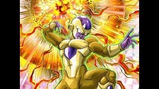 getlinkyoutube.com-Golden Frieza Dokkan Event: Super Hard 50 Stamina Battle: NO STONES! (JP) DBZ Dokkan Battle