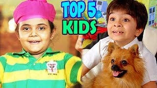 getlinkyoutube.com-Top 5 Kids on Television