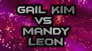 getlinkyoutube.com-Ringside Photographer Cam - Gail Kim vs Mandy Leon