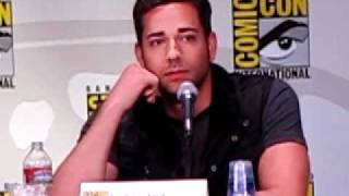getlinkyoutube.com-Chuck's Tearful Farewell at SDCC 2011