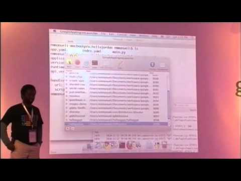 GJordan Google App Engine and Web Toolkit -1 of 2 -  12Dec2010