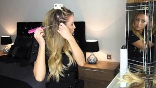 getlinkyoutube.com-How to create an instant Ombre and Balayage colour results - Lauren Pope