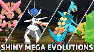 getlinkyoutube.com-Pokemon Omega Ruby and Alpha Sapphire: All SHINY Mega Evolutions!