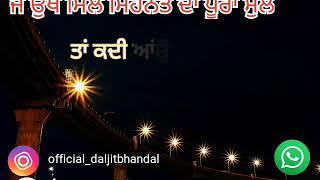 Rangle Chubare||New latest song ||TARSEM JASSAR