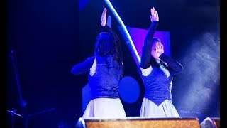 getlinkyoutube.com-Dance performed by Muna and Oni | Freshers Reception & Farewell 2015