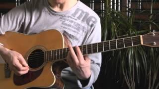 getlinkyoutube.com-기타교실51 - 하이코드 C키 연습   언덕에올라