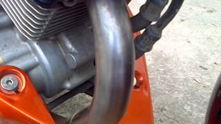 getlinkyoutube.com-Hi Speed on Suzuki Raider 150