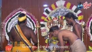 சுன்னாகம் கதிரமலைச் சிவன் கோவில் கொடியேற்றம் 13.05.2017