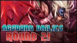 getlinkyoutube.com-Dungeon Fighter Online - Account Dailies! (Round 2!)