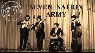 "getlinkyoutube.com-""Seven Nation Army "" (Swing Version) - Musik For The Kitchen"