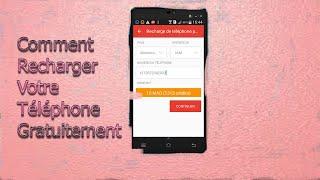 getlinkyoutube.com-Comment Recharger votre solde mobile Gratuitement tous les pays