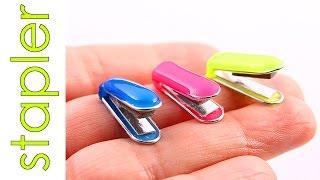 getlinkyoutube.com-DIY Miniature Stapler