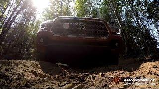 getlinkyoutube.com-Review: 2016 Toyota Tacoma