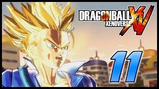 getlinkyoutube.com-Dragon Ball Xenoverse: Saga Cyborg | Episode 11 [FR]
