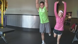 getlinkyoutube.com-Inspirational Amputee Athlete (Kristin Beatty, Parkersburg, WV)
