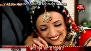 getlinkyoutube.com-Arnav and Khushi *Romantic Scene* SBB seg  23rd February 2012