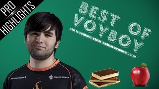 Best of Voyboy | Pro Player & Streamer | League of Legends