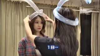 getlinkyoutube.com-T-ARA - Jiyeon-ah, do not mess with Hyomin