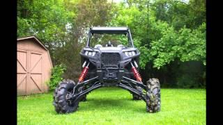 "Super ATV RZR 900 10"" Lift Kit Test"