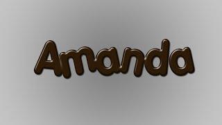 getlinkyoutube.com-Photoshop tutorial-Efeito chocolate