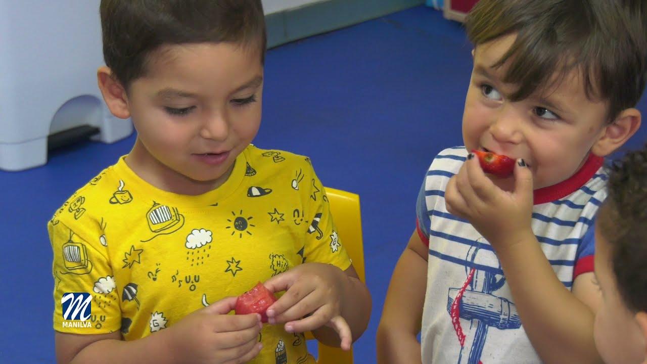 Día de la fruta en las escuelas infantiles