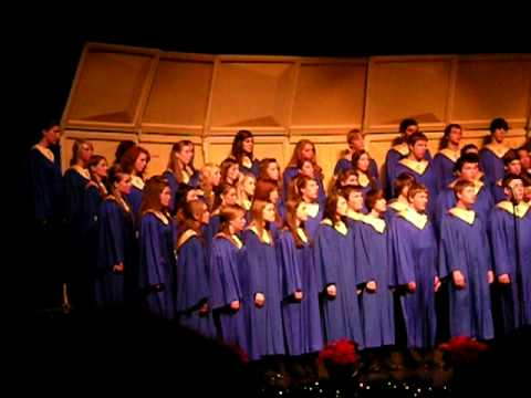 Canby High School: Concert Choir, O Jesulein Süß
