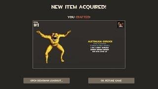 getlinkyoutube.com-TF2 - CRAFTING AUSTRALIUM GORLOCK