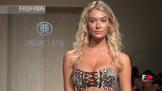AGUACLARA Full Show Fall 2016   Miami Fashion Week by Fashion Channel