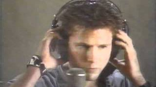 Corey Hart; bits of him from Tears Are Not Enough 1985