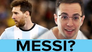 Do Americans Know Who Lionel Messi Is?