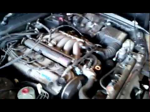Контрактный двигатель ЯПОНИЯ HONDA INSPAIRE UA1 G20A 2052125