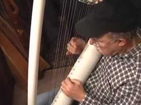 Daily Harp Moments-Entertainer (Joplin) PVC Harp (tacitos)