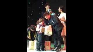 getlinkyoutube.com-[LPZTAO][Fancam] 151126 Charming Daddy Premiere Show