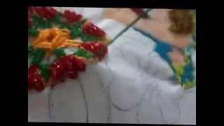 getlinkyoutube.com-bordado fantasia puntada flor sol de gusanitos marimur 623