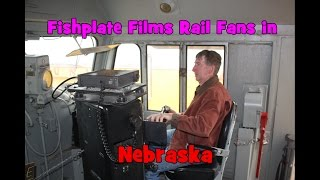 getlinkyoutube.com-ManCave Visit - Fishplate Films stops for some Rail Fanning