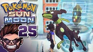 getlinkyoutube.com-Pokemon Sun & Moon Playthrough w/ ShadyPenguinn Part 25   YOU CAN MAKE ZYGARDES!?
