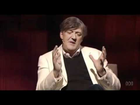 Stephen Fry on Manic Depression (Bi polar disorder)