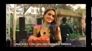 getlinkyoutube.com-Cinta Laura terjun kedunia Bisnis - Was Was 15 Januari 2013