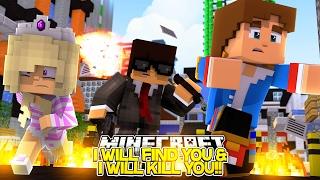 getlinkyoutube.com-EVIL JOHNATHON, I WILL FIND YOU & I WILL KILL YOU!! Little Donny Minecraft Hunger Games